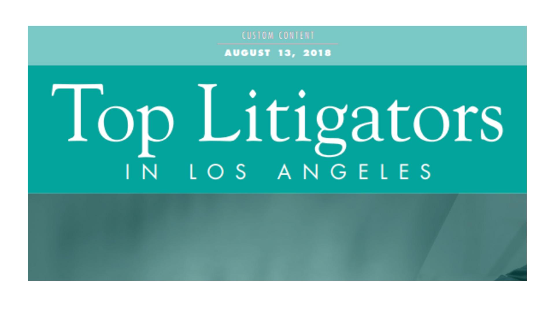Top Litigators